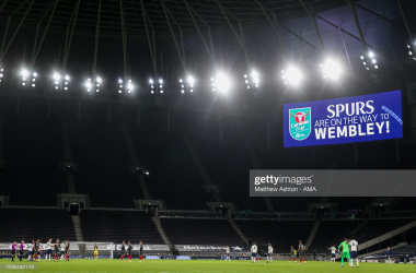 Tottenham Hotspur 2-0 Brentford: Sissoko and Son send Spurs to Carabao Cup Final