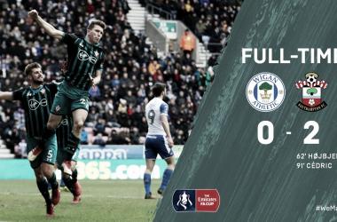 Southampton se mete en las semifinales de la FA Cup