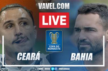 Gols e melhores momentos de Ceará x Bahia (1-2, 2-4 nos pênaltis)