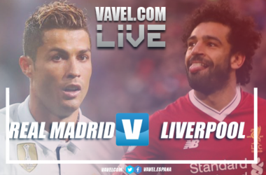 Real Madrid 3-1 Liverpool en direct live en Ligue des Champions