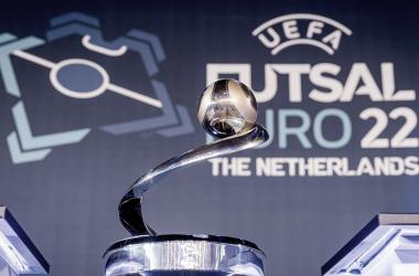 La UEFA Futsal Euro Países Bajos 2022 se celebrará del 19 de enero al 6 febrero, Portugal es la actual campeona | Fotografía: Getty Images /UEFA
