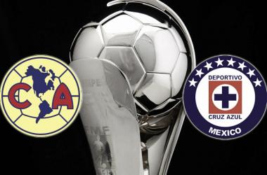 Cruz Azul buscará su novena estrella, mientras que América busca alcanzar a Chivas como los máximos ganadores mexicanos.