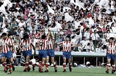 Serial final Copa del Rey: 1992, Schuster y las leyes de la física