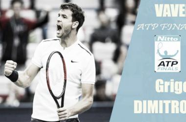 ATP Finals 2017. Grigor Dimitrov: a la conquista de Londres