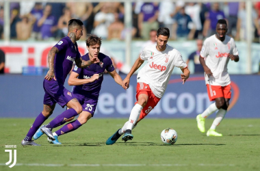 Serie A - Una buona Fiorentina ferma una brutta Juve: al Franchi è 0-0