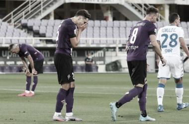 Fiorentina pressiona, mas fica no empate com lanterna Brescia