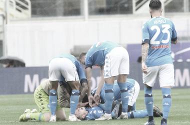 Foto: Divulgação/SSC Napoli