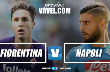 Previa Fiorentina vs Napoli: la primera prueba del Scudetto pasa por Florencia