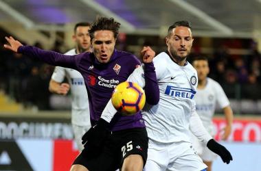 Resumen Serie A Fiorentina 1-1 Inter de Milán
