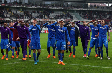 Fiorentina, le speranze europee crescono | www,twitter,com (@acffiorentina)