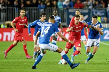 Serie A- Tante occasioni, ma nessuna rete. Brescia e Fiorentina si dividono la posta (0-0)
