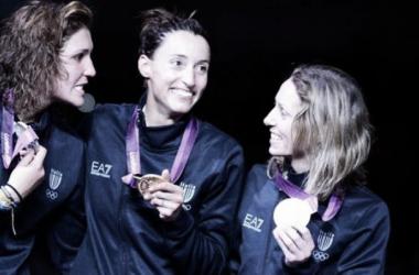 Olympic stories, fioretto femminile: quando il cielo divenne Azzurro sopra Londra