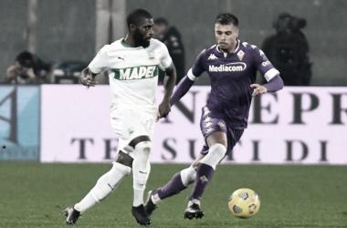 Fiorentina busca empate com Sassuolo, mas segue sem vencer desde outubro na Serie A