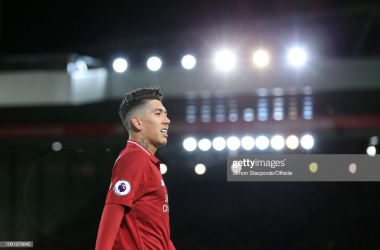 Roberto Firmino may be rusty because of injury but his value to Liverpool cannot be overstated (Getty Images)