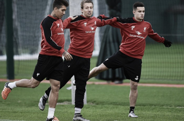 Lucas pode deixar os Reds (Foto:Andrew Powell/Liverpool)