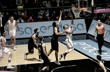 Corey Fisher ha sido el mejor del partido con 24 puntos | Foto: ACB Photo
