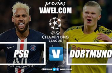 Previa PSG - Borussia Dortmund: la eliminación supondría otro fracaso europeo