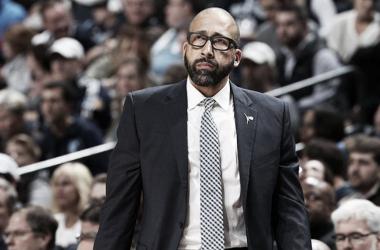 David Fizdale, nuevo entrenador de los Knicks