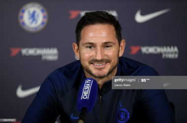 """Frank Lampard on Watford: """"We know they have a very good side and they're desperate for points."""""""