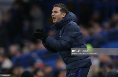 Frank Lampard admits fatigue may have led to Chelsea loss