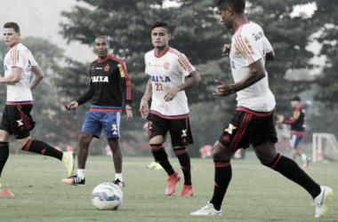 Cristóvão Borges mantém base titular do Flamengo e Marcelo Cirino segue entre reservas