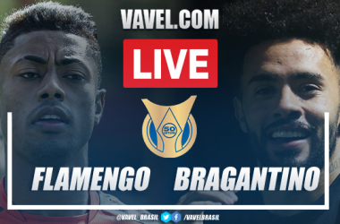 Gols e melhores momentos Flamengo x Bragantino pelo Campeonato Brasileiro (2-3)