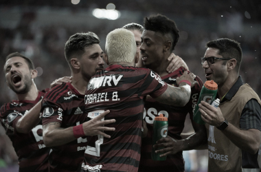 Arte: Alexandre Vidal / Flamengo