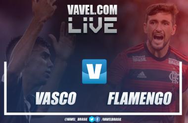 Resultado e gols de Flamengo 2 x 0 Vasco pela final do Campeonato Carioca