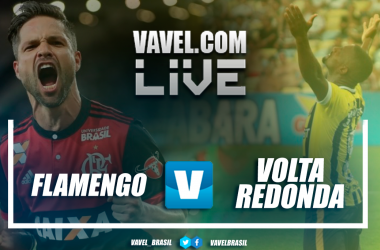 Resultado Flamengo x Volta Redonda pelo Campeonato Carioca (0-0)