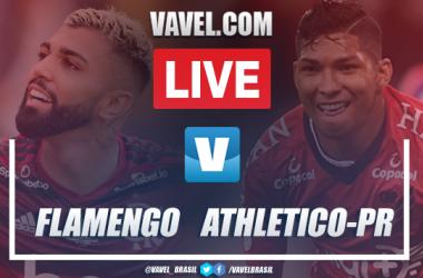 Gols e melhores momentos de Flamengo x Athletico Paranaense pela Supercopa do Brasil 2020 (3-0)