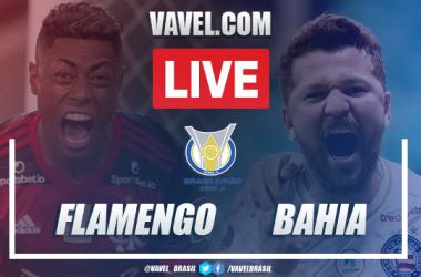 Gols e melhores momentos de Flamengo 4 x 3 Bahia pelo Campeonato Brasileiro 2020