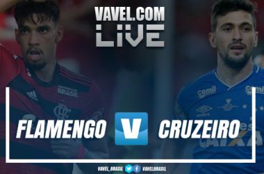 Resultado Flamengo 0 x 2 Cruzeiro pela Taça Libertadores