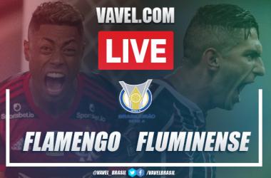 Gols e melhores momentos Flamengo x Fluminense pelo Brasileirão 2020 (1-2)