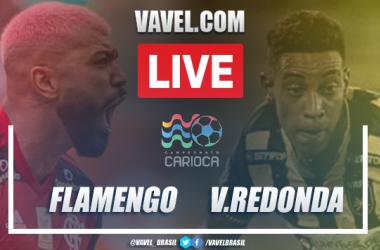 Gols e melhores momentos de Flamengo 2 x 1 Volta Redonda pelo Campeonato Carioca