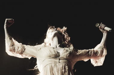 Florence+The Machine en pleno concierto | Foto: Facebook