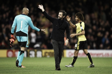 Watford manager, Quique Sanchez Flores, has worked wonders for Watford since his appointment.