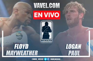 Resumen y mejores momentos de la pelea de exhibición entre Floyd Mayweather y Logan Paul Box 2021