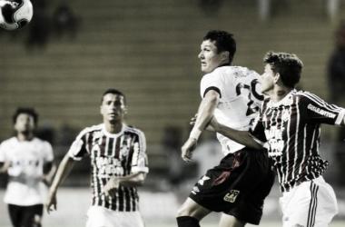 Meia Vinícius marca e Atlético-PR estreia com vitória sobre Fluminense na Copa Sul-Minas-Rio
