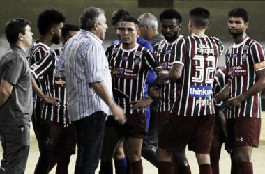 Sem Robinho, Fluminense estreia na Copa do Brasil contra a Caldense