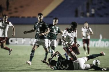 Apático e ineficiente: Fluminense joga mal e sofre goleada no Serra Dourada