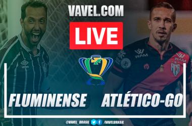 Gol e melhores momentos de Fluminense 1 x 0 Atlético-GO pela Copa do Brasil 2020