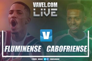 Resultado Fluminense 2 x 1 Cabofriense no Campeonato Carioca