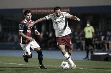 Gol e melhores momentos Fluminense x Cerro Porteño pela Libertadores 2021 (1-0)