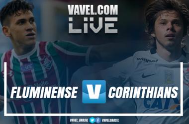 Resultado Fluminense 1x0 Corinthians pelo Campeonato Brasileiro 2018