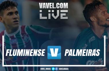 Resultado Fluminense 1 x 0 Palmeiras pelo Campeonato Brasileiro 2018