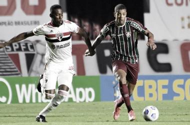 Gols e melhores momentos Fluminense x São Paulo pelo Campeonato Brasileiro 2021 (2-1)