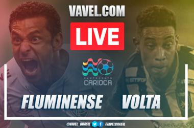 Gols e melhores momentos de Fluminense 2 x 3 Volta Redonda pelo Campeonato Carioca 2021
