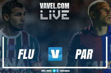 Resultado Fluminense 4x0 Paraná no Campeonato Brasileiro 2018