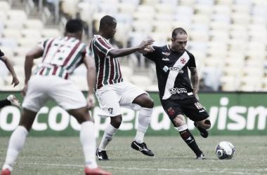 Em colocações similares, Vasco e Fluminense fazem clássico em São Januário