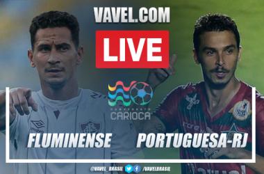 Gols e melhores momentos Fluminense 0 x 3 Portuguesa pelo Campeonato Carioca 2021